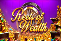 Reels of Wealth - играть онлайн | Вулкан Вегас Казахстан - без регистрации